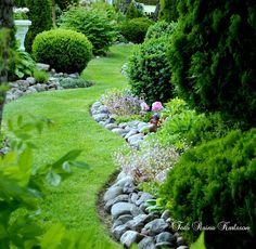 STENLYCKA: Trädgård