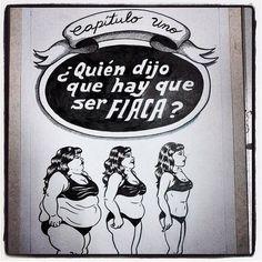 Que disse? Por Karolina Lama, desenhista chilena.