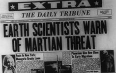 Humor / Weird - Typical of the mainstream media's anti-Martian bias.