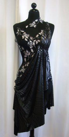 Lenique #Latin #Ballroom Dress  http://www.dancingfeeling.com/