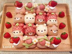Cooking Classes For Kids Kawaii Cooking, Cute Baking, Kawaii Bento, Kawaii Dessert, Japanese Sweets, Japanese Candy, Japanese Food Art, Cafe Food, Aesthetic Food