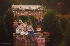 Country Cove Christmas Mini Sessions | Nashville Child Photographer