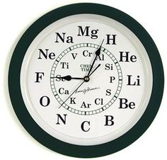 Chem Time Clock | Chemistry science experiments, teaching & education tools: Educational Innovations