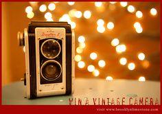 vintage camera #camera #vintage