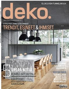 DEKO'S PRINT MAGAZINE 09 13 OUT NOW!