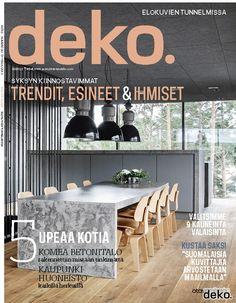 Deko Magazine deko s print magazine 11 13 out now magazine covers