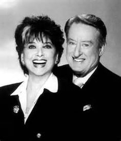Suzanne Pleshette and Tom Poston - married 2001-2007 at his death . . she died the following year . .
