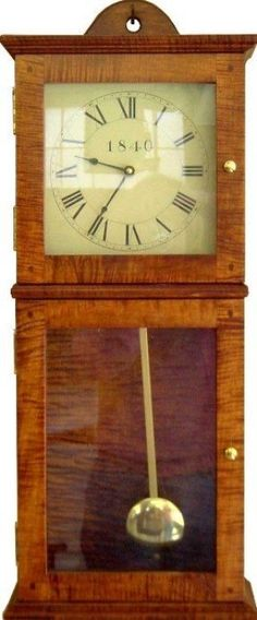 Unique Old Wooden Clock Design And Ideas -