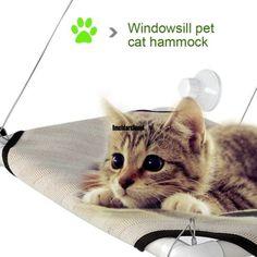 Cat Window Shelf Perch