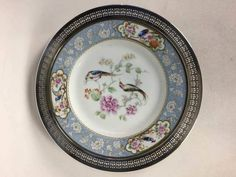 Royal Bavarian Hutschenreuther Porcelain Plate