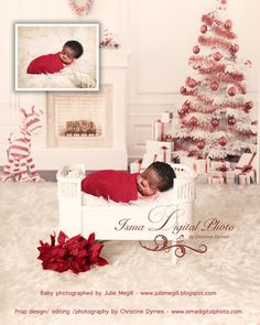 Christmas Background With White Bed - Beautiful Digital background backdrop download Digital Backgrounds, Prop Design, Newborn Photography Props, Christmas Background, White Bedding, Food Photo, Family Photos, Photo Ideas, Backdrops