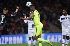 Hasil Pertandingan Olympique Lyon 1-2 Gent