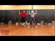 ▶ Keone & Mariel Madrid Is This Love by Bob Marley Choreography Urban Dance Camp - YouTube