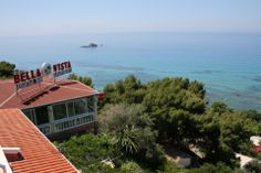 Bella Vista apartments,kontogialos, Corfu, Greece
