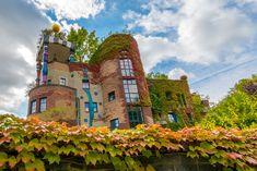 l'Architecture non conventionnelle de Hundertwasser (2)