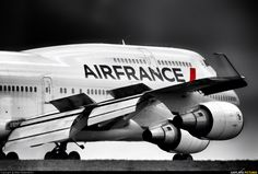F-GITJ - Air France Boeing 747-400 at Paris - Charles de Gaulle | Photo ID 232385 | Airplane-Pictures.net ✏✏✏✏✏✏✏✏✏✏✏✏✏✏✏✏ IDEE CADEAU / CUTE GIFT IDEA  ☞ http://gabyfeeriefr.tumblr.com/archive ✏✏✏✏✏✏✏✏✏✏✏✏✏✏✏✏