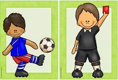 "Ideenreise: Flashcards zum Thema ""football"""