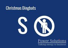 Power Solutions UK - Christmas Dingbat no 18