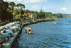 Emirgan -1966 The Bosphorus, Emirgan Boğaziçi, Emirgan, İstanbul ve güzellikleri SALT Araştırma, Fotoğraf Arşiv