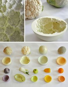 fun idea for a texture learning project - use air dry clay to capture and categorize surface textures -
