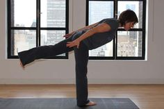 MS doesn't have to limit physical activity! Modify your own yoga program with these great poses.