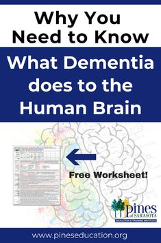 Understanding what happens to the brain with dementia will help you avoid feelings of resentment, and will protect your relationship from being damaged. The more you learn about dementia, the better off the two of you will be. Get more dementia education Dementia Care, Alzheimer's And Dementia, Bone Diseases, Putting On Makeup, Elderly Care, Education And Training, Alzheimers, Helpful Hints, Stress