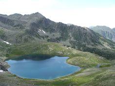 Çengovit Lakes, Çamlıhemşin, Rize