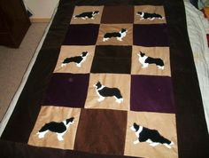 Border Collie QUilt