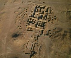 From the Archives: Archaeologists excavated a sprawling temple complex dedicated to the god Amun at the Sudanese site of Dangeil.   archaeology.org/issues/174-1505/features/3146-sudan-nubia-dangeil-cult-of-amun-ra    (Courtesy Y. Guichard © The Berber-Abidiya Archaeological Project)