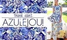 Vocês já devem ter visto por aí, uma estampa que virou febre entre as fashionistas e promete ser tendência forte no Verão 2014: a estampa de azulejo. Selecionamos várias inspirações e ótimas dicas, tanto para a moda, quando para a casa.  Clica e confere:  http://glamourandcia.blogspot.com.br/2013/10/azulezo-portugues-das-paredes-para-o.html