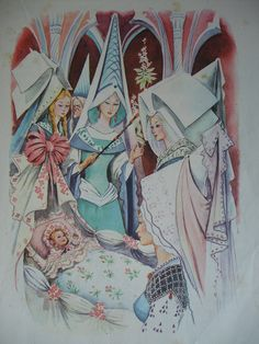 The Sleeping Beauty and Other Stories, retold by Shirley Goulden; illustrated by Benvenuti.