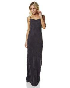 Tigerlily black maxi dress