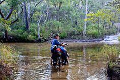 OTT trail, Australia