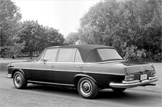 1966 Mercedes-Benz 300SEL Landaulet
