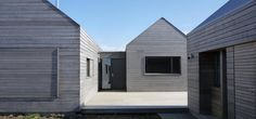 Russwood, Siberian Larch Cladding, RW014 - Private Home by Dualchas Architects