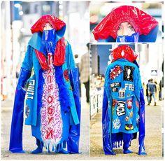 Japanese Fashion Designers, Harajuku, Style, Swag