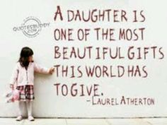 Daughters are awesome!