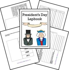 Get this free President's Day lapbook at Homeschool Share.