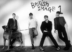 """British Image 1"", Blur by Paul Spencer."