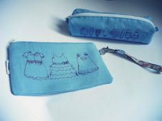 Guest blogger: Freehand machine embroidery by Paunnet