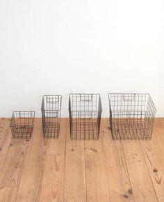 wire basket / cholon