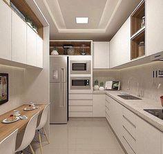 Küche Home Dekor – Home Design Ideas – Welt der Deutschen Kitchen Sets, Home Decor Kitchen, Interior Design Kitchen, Home Design, Home Kitchens, Space Kitchen, Design Ideas, Red Kitchen, Design Inspiration