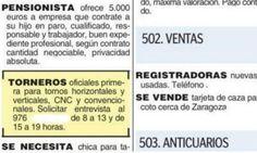 En España un padre paga 5.000 euros para que contraten a su hijo