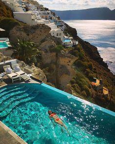 Santorini Secret Suites & Spa  by @violetta__volkova  #hotelsandresorts  #Santorini by hotelsandresorts