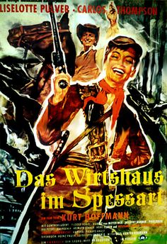 Poster zum Film: Das Wirtshaus im Spessart.