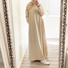Hijab Fashion Summer, Modest Fashion Hijab, Modern Hijab Fashion, Modesty Fashion, Hijab Fashion Inspiration, Abaya Fashion, Muslim Fashion, Hijab Style Dress, Casual Hijab Outfit