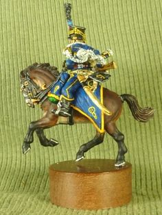 11th Hussars 1812  (Late 2nd Dutch) 3rd Company-Brigadier Fourier (Quartermaster Corporal)