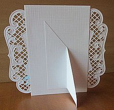 WORKSHOP AUGUSTUS 2013 KERSTKAART Fun Fold Cards, Folded Cards, Diy Cards, Card Making Tutorials, Card Making Techniques, Cas Christmas Cards, Screen Cards, Stepper Cards, Card Sentiments