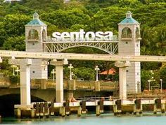 "Sentosa has lots!: ""At the Imbiah Lookout, thrill seekers can take a ride on Skyline Luge Sentosa, nature lovers can explore the trails of the Butterfly Park & Insect Kingdom or learn about flora and fauna on a tour of Sentosa Nature Discovery. For some culture, try Images of Singapore. Enjoy a game of beach volleyball on Siloso Beach or ride the barreling waves at Wave House Sentosa. Sentosa also enhances your leisure options with a world-class family resort, Resorts World."""