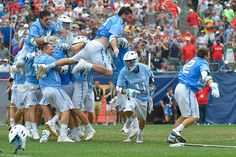 Chris Cloutier was an unbearable load, Maryland found a new way to lose and the Breschi factor was real — a postscript on North Carolina's unlikely ride to its first NCAA title since 1991 and a most riveting college lacrosse season.